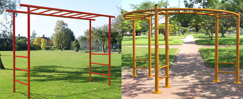 Beneficios de los juegos al aire libre crumar - Mobiliario de gimnasio ...