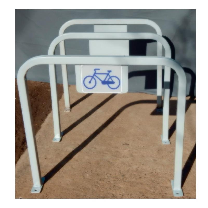 Bici rack modelo cm toluca crumar fabricantes de - Mobiliario de gimnasio ...